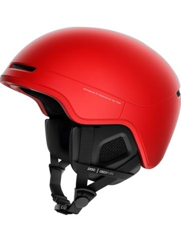 "POC Ski-/ Snowboardhelm ""Obex Pure"" in Rot"