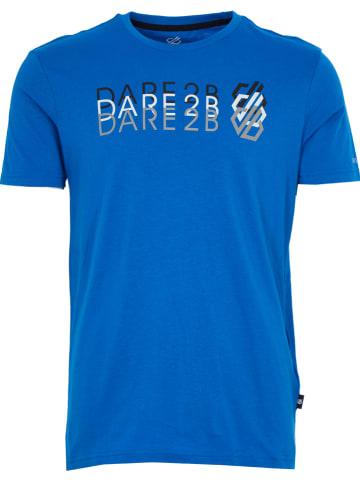 "Dare 2b Shirt ""Focalize"" blauw"