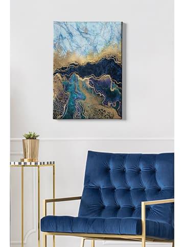 "ABERTO DESIGN Druk ""Kanvas Tablo 92"" na płótnie - 50 x 70 cm"