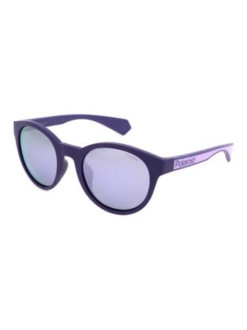 """Polaroid Okulary przeciwsłoneczne """"6063/G"""" w kolorze fioletowym"""