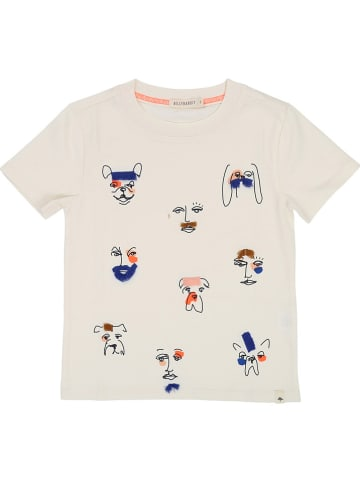 BILLYBANDIT Koszulka w kolorze kremowym