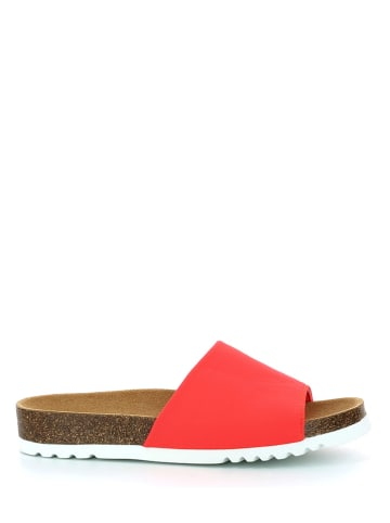 """Scholl Slippers """"Bowax"""" rood"""