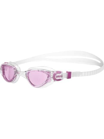 """Arena Okulary """"Cruiser Soft"""" w klolorze jasnoróżowym do pływania"""