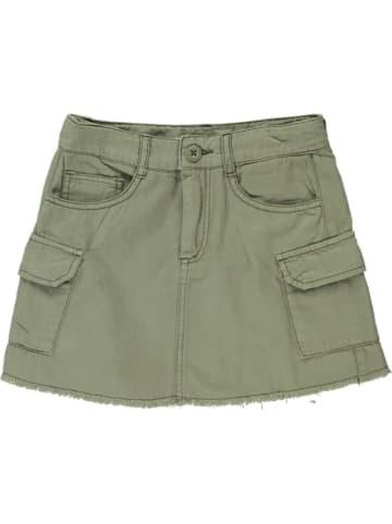 Pepe Jeans Spódnica w kolorze oliwkowym