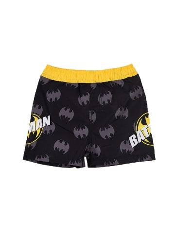 """Batman Zwemshort """"Batman"""" zwart/geel"""