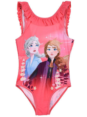 """Disney Frozen Strój kąpielowy """"Frozen"""" w kolorze czerwonym"""