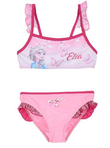 """Disney Frozen Bikini """"Frozen"""" w kolorze różowym"""