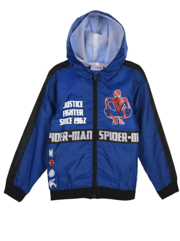"Spiderman Windbreaker ""Spiderman"" blauw"