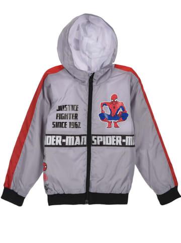 "Spiderman Windbreaker ""Spiderman"" grijs"