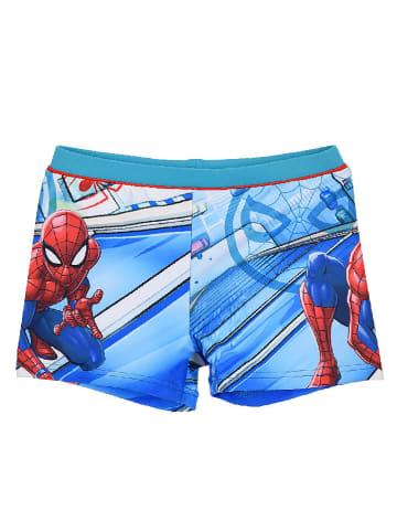 """Spiderman Kąpielówki """"Spider-Man"""" w kolorze turkusowym"""
