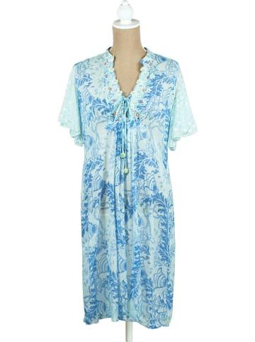 SIGRIS Moda Sukienka w kolorze błękitnym