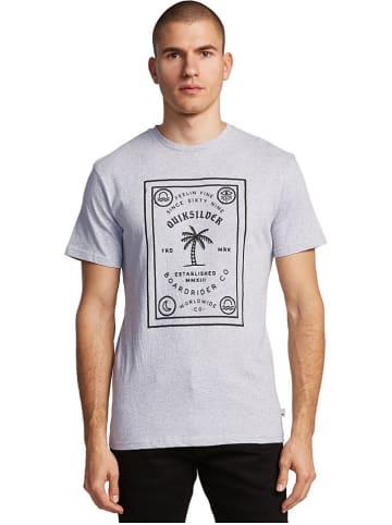 "Quiksilver Shirt ""Bad Liar"" grijs"