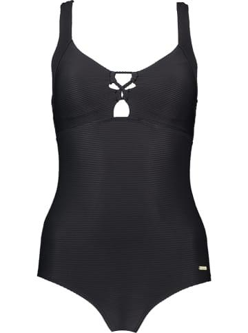 Sunseeker Badeanzug in Schwarz