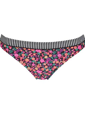 S.Oliver Bikini-Slip in Pink/ Orange/ Lila