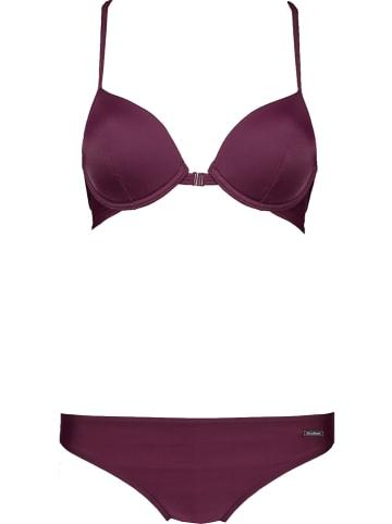 Bruno Banani Bikini w kolorze fioletowym
