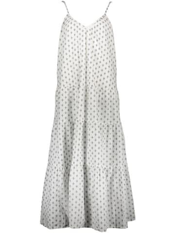 GAP Nachthemd wit/grijs