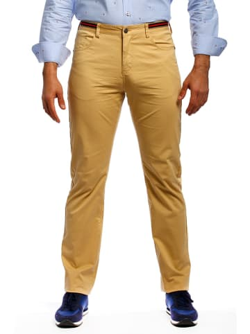 The Time of Bocha Spodnie w kolorze jasnobrązowym
