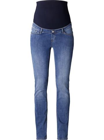ESPRIT Dżinsy ciążowe - Regular fit - w kolorze niebieskim
