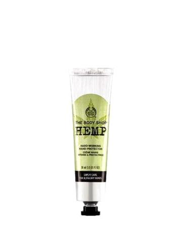 "The Body Shop Krem do rąk ""Hemp"" - 100 ml"