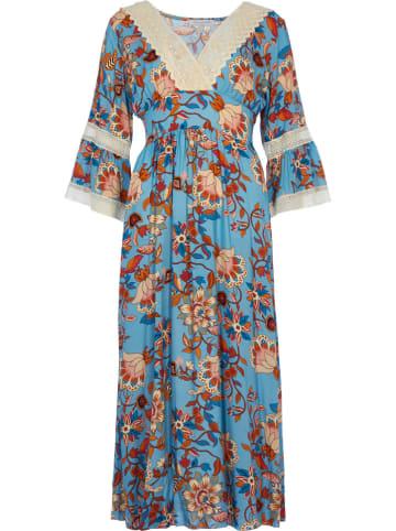 Miss Giovanni Sukienka w kolorze niebieskim