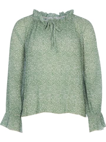 Miss Giovanni Blouse groen