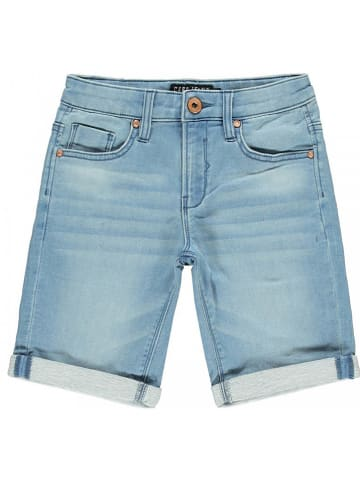 Cars Szorty dżinsowe w kolorze błękitnym