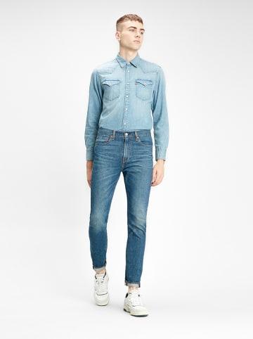 """Levi´s Dżinsy """"510"""" - Skinny fit - w kolorze niebieskim"""