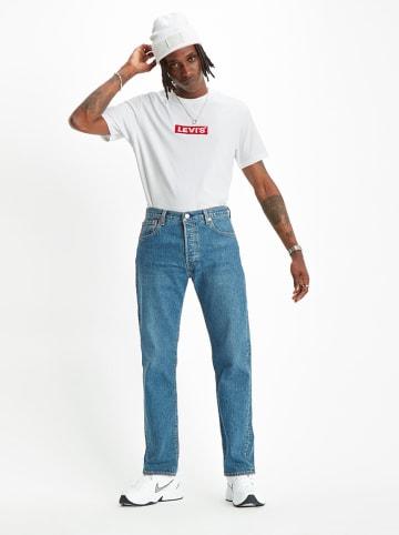 """Levi´s Dżinsy """"501®"""" - Regular fit - w kolorze niebieskim"""