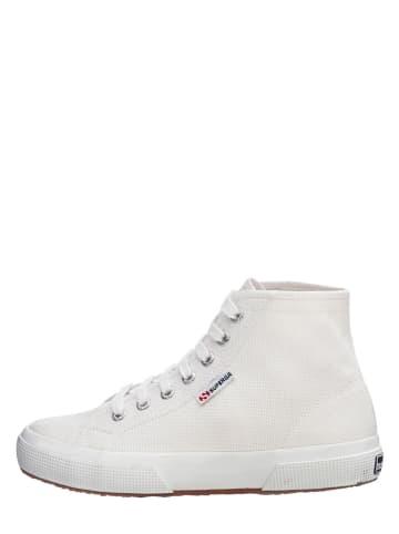 """Superga Sneakersy """"Cotu"""" w kolorze białym"""