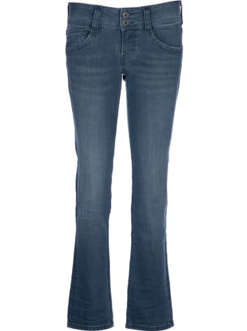 """Pepe Jeans Spijkerbroek """"Gen"""" - straight fit - blauw"""