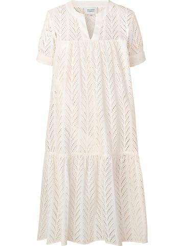 """SECOND FEMALE Sukienka """"Faith"""" w kolorze kremowym"""