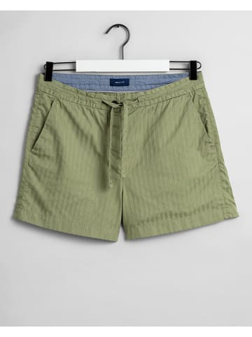 Gant Short - comfort fit - groen