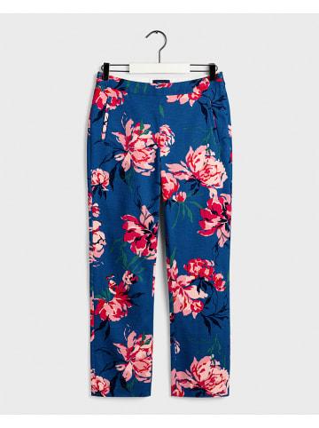 Gant Hose in Blau/ Rosa