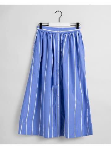 Gant Spódnica w kolorze niebiesko-białym