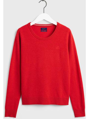 Gant Wollen trui rood