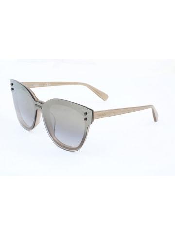 Max Mara Damen-Sonnenbrille in Beige