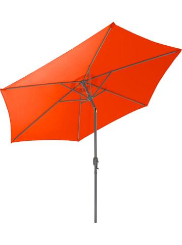 Gartenfreude Parasol oranje - (H)250 x Ø 300 cm