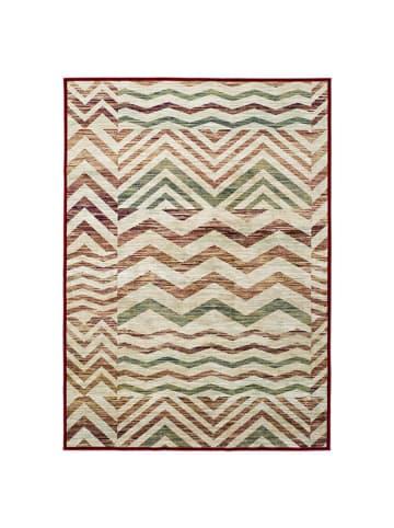 Atticgo Viscose tapijt meerkleurig