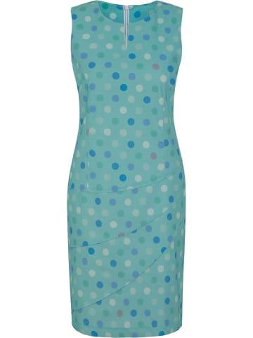 Million X Sukienka w kolorze turkusowo-niebieskim