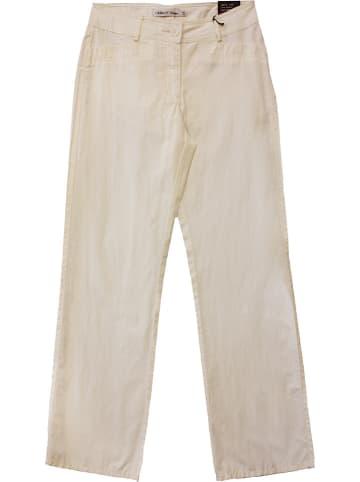 Million X Spodnie w kolorze złotym