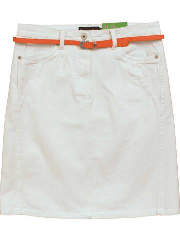Million X Spódnica w kolorze białym