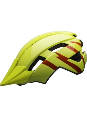 """Bell Kask rowerowy """"Bell Sidetrack II"""" w kolorze żółtym"""