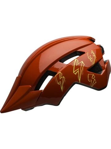 """Bell Kask rowerowy """"Bell Sidetrack II"""" w kolorze czerwonym"""