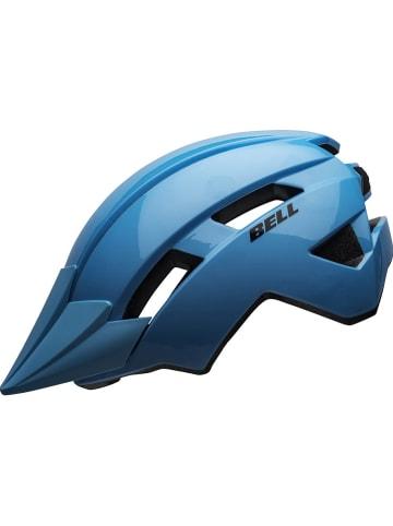 """Bell Kask rowerowy """"Bell Sidetrack II"""" w kolorze błękitnym"""
