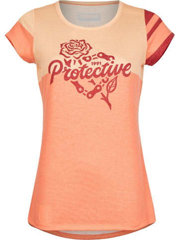 """Protective Functioneel shirt """"Innervision"""" oranje"""
