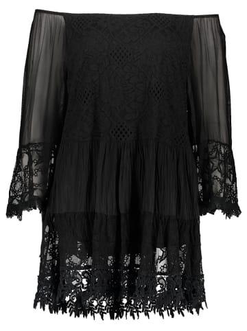Garden Party Sukienka w kolorze czarnym