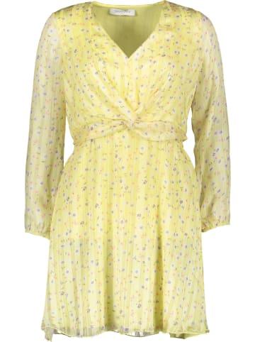 Garden Party Kleid in Gelb