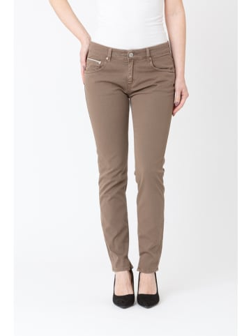 "Care Label Hose ""Cigar"" in Taupe"