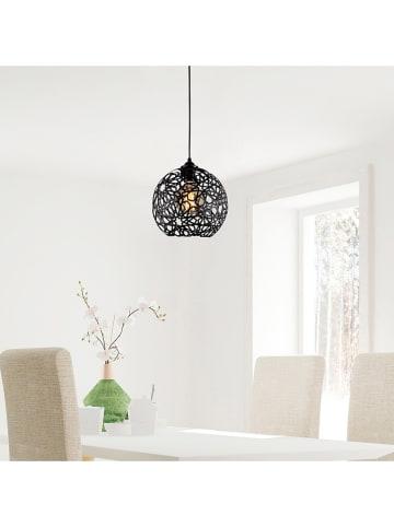 "Mioli Hanglamp ""Fellini"" zwart - Ø 25 cm"