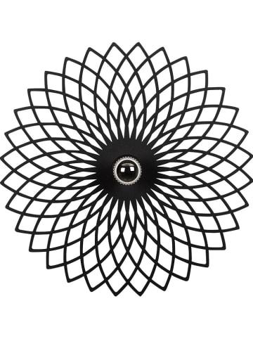 """ABERTO DESIGN Wandlamp """"Fellini"""" zwart - Ø 50 cm"""